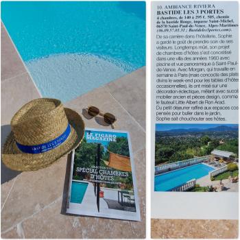 montage figaro magazine